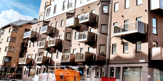 Nya bostadsrätter i Sundbyberg Tomas Oneborg/SvD/TT / TT NYHETSBYRÅN