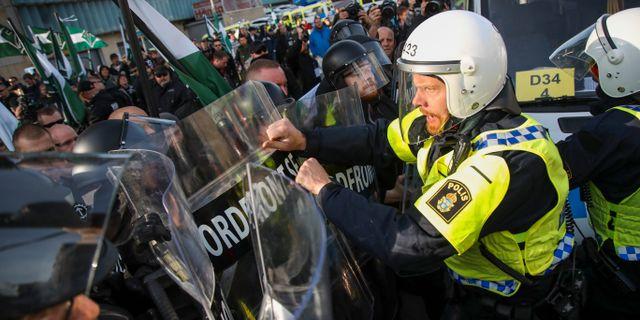 Demonstranter far ny rattegang