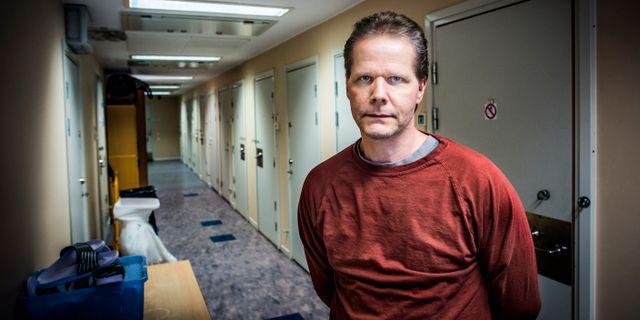 Kaj Linna dömdes för mordet, men har beviljats resning. Magnus Hallgren/DN/TT / TT NYHETSBYRÅN