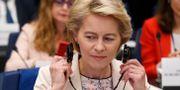 Ursula von der Leyen. Arkivbild. Jean-Francois Badias / TT NYHETSBYRÅN