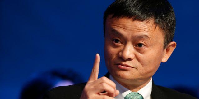 Jack Ma. RUBEN SPRICH / TT NYHETSBYRÅN