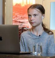 Greta Thunberg Jessica Gow/TT / TT NYHETSBYRÅN