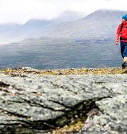 Kings Trail Hike Abisko.  Anette Andersson