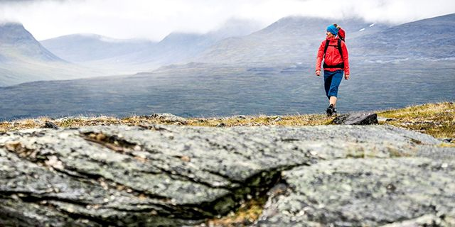Kings Trail Hike Abisko.  Anette Andersson