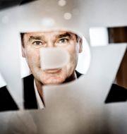 Richard Gröttheim, vd Sjunde AP-fonden Foto Tomas Oneborg/SvD/TT / TT NYHETSBYRÅN