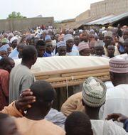 19 personer sköts ihjäl av Boko Haram 14 december.  AUDU MARTE / AFP