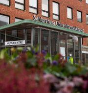 30 patienter med covid-19 vårdas på Sahlgrenska.  MATHIAS BERGELD / BILDBYRÅN