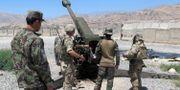 Amerikanska soldater i Afghanistan. James Mackenzie / TT NYHETSBYRÅN