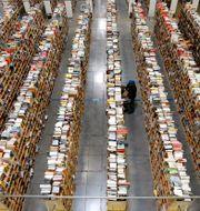 Amazon-lager. Ross D. Franklin / TT NYHETSBYRÅN