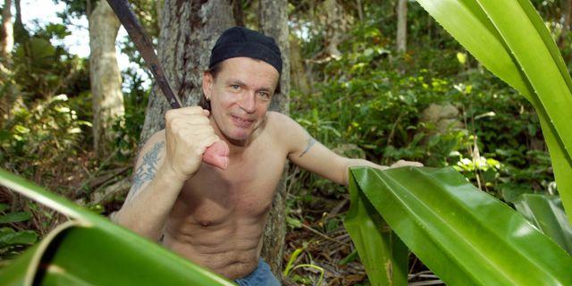 Lars Gåre medverkade redan 2003. 4684 / TT NYHETSBYRÅN