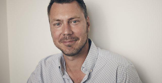 Daniel Persson, marknadschef på nätläkarföretaget Min Doktor.