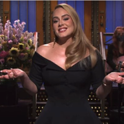 "Adele i ""Saturday night live"" NBC"