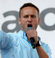 Aleksej Navalnyj. Pavel Golovkin / TT NYHETSBYRÅN