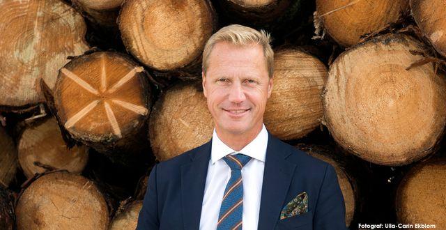Holmens vd Henrik Sjölund.