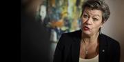 Ylva Johansson. Naina Helén Jåma / TT