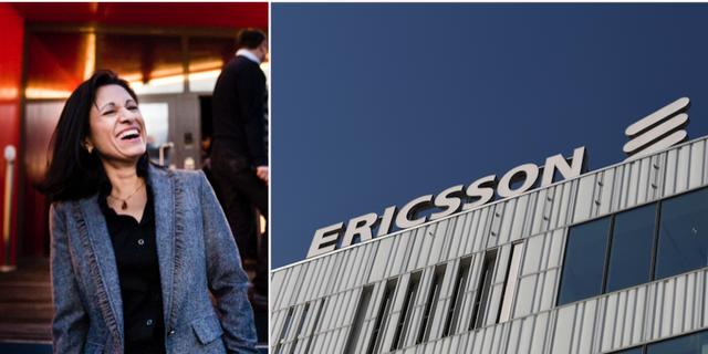 Ericsson starker greppet i usa