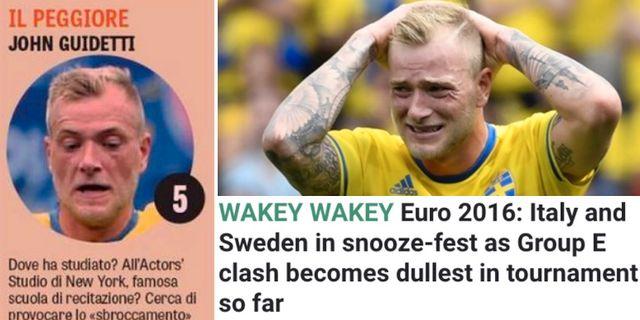 Tidningarnas hån  Sämsta EM-matchen – någonsin - Omni edc2e9602f2ca