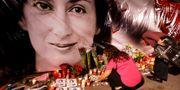 Daphne Caruana Galizia. Darrin Zammit Lupi / TT NYHETSBYRÅN