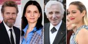 Bland andra Willem Dafoe, Juliette Binoche, Charles Aznavour och Marion Cotillard har skrivit under uppropet TT