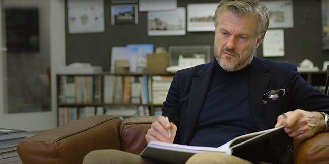 Thomas Sandell, arkitekt och formgivare. Marbodal