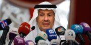 Abdulaziz bin Salman. Amr Nabil / TT NYHETSBYRÅN