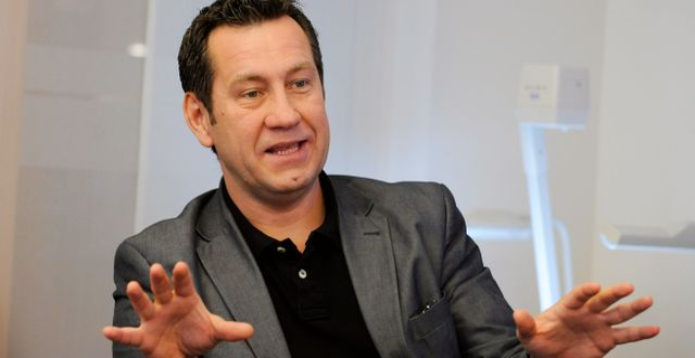 Sandro Scocco år 2008. Bertil Ericson / TT / TT NYHETSBYRÅN