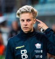 Lina Hurtig. MATHIAS BERGELD / BILDBYRÅN