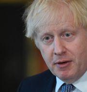 Boris Johnson. Justin Tallis / TT NYHETSBYRÅN
