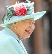 Arkivbild: Drottning Elizabeth.  Chris Jackson / TT NYHETSBYRÅN