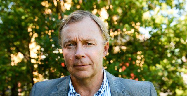 Börsexperten Peter Malmqvist FANNI OLIN DAHL / TT / TT NYHETSBYRÅN