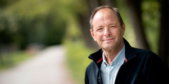 Björn Olsen, överläkare och professor i infektionssjukdomar vid Uppsala universitet och Akademiska sjukhuset. Pontus Lundahl/TT / TT NYHETSBYRÅN