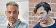 biträdande statsepidemiolog Anders Wallensten/ Lisa Brouwers, chef för enheten för analys på Folkhälsomyndigheten, Jonas Ekströmer/TT / TT NYHETSBYRÅN