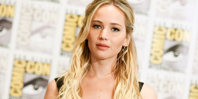 Jennifer Lawrence. Richard Shotwell / TT / NTB Scanpix