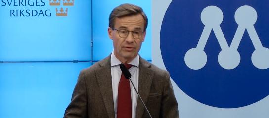 Ulf Kristersson SVT