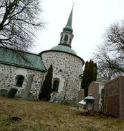 Bromma kyrka. BERTIL ERICSON / TT NYHETSBYRÅN