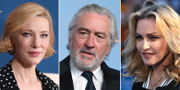 Cate Blanchett / Robert De Niro / Madonna TT