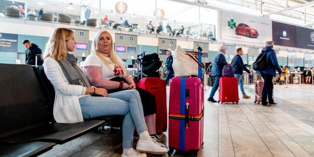 Svenska resenärer på väg mot Larnaca kom aldrig i väg efter att den brittiska resejätten Thomas Cook försattes i konkurs. Arkivbild. Adam Ihse/TT / TT NYHETSBYRÅN