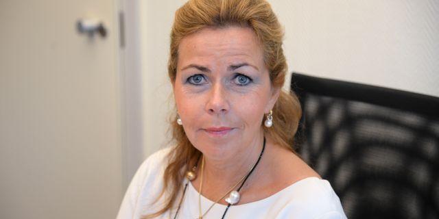 Cecilia Wikström. Anna Karolina Eriksson/TT / TT NYHETSBYRÅN