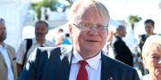 Peter Hultqvist på semnarium i Almedalen 2016. Henrik Montgomery/TT / TT NYHETSBYRÅN