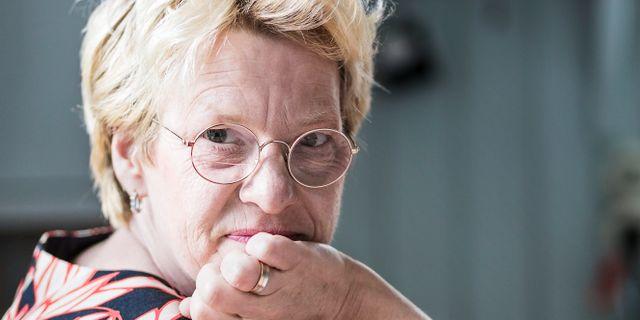 Beate Grimsrud. Daniella Backlund/SvD/TT / TT NYHETSBYRÅN