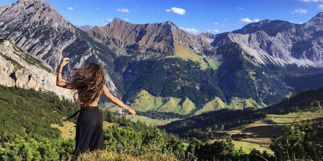 Går du längs den nya vandringsleden Liechtenstein-Weg ser du det mesta av det bästa av världens fjärde minsta land. Anna Flemmert