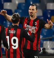 Zlatan Ibrahimovic Alessandro Garofalo / TT NYHETSBYRÅN