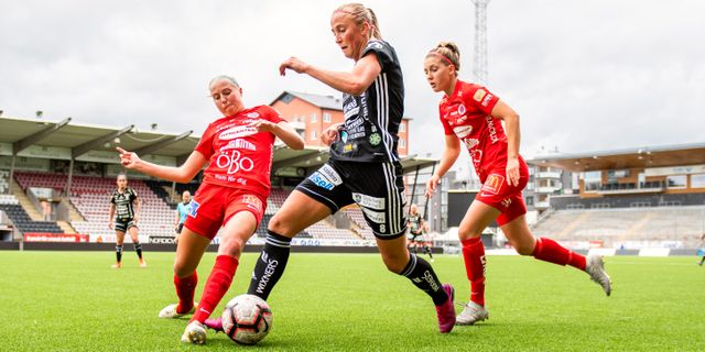 Örebro mot Piteå under förra året. FREDRIK KARLSSON / BILDBYRÅN