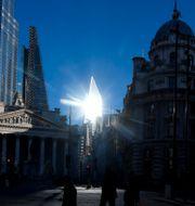 City of London. Arkivbild. Toby Melville / TT NYHETSBYRÅN