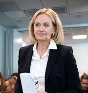 Carina Åkerström.  Jessica Gow/TT / TT NYHETSBYRÅN
