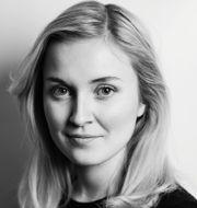 Irena Pozar.  Gordon Andersson