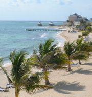 Skatteparadiset Brittiska Cayman-öarna. AP / TT / NTB Scanpix