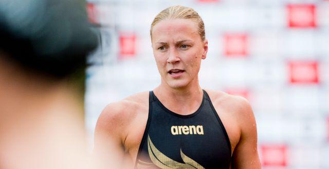 Sarah Sjöström.  Rickard Nilsson/TT / TT NYHETSBYRÅN