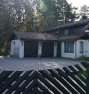 Tom Hagens hus. Gorm Kallestad / TT NYHETSBYRÅN