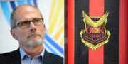 Svenska fotbollförbundets vice ordförande Lars-Christer Olsson/illustrationsbild TT